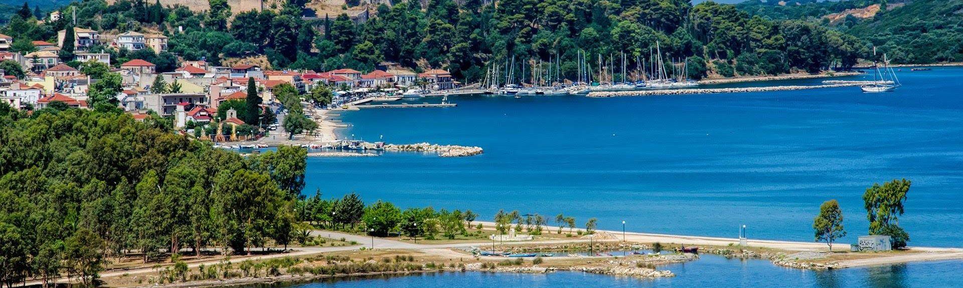 Amfilochia, Péloponnèse, Grèce