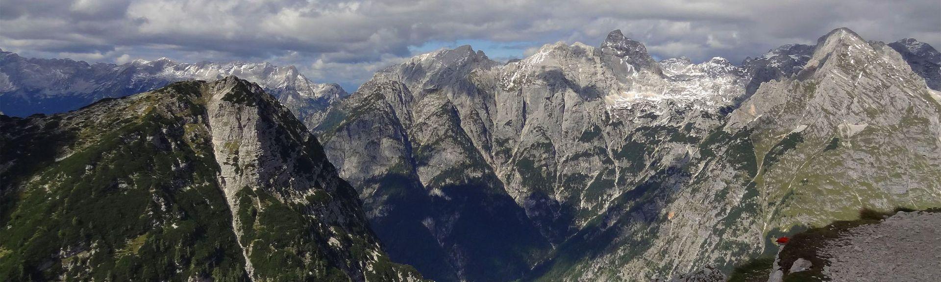Stara Fuzina, Bohinj, Slovenia