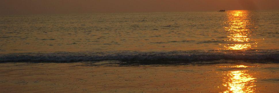 Vanelim, Goa, Inde