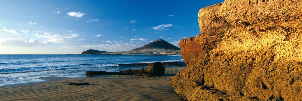 Pole golfowe Adeje, La Caleta, Wyspy Kanaryjskie, Hiszpania
