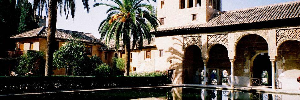 Granada, Andaluzia, Espanha
