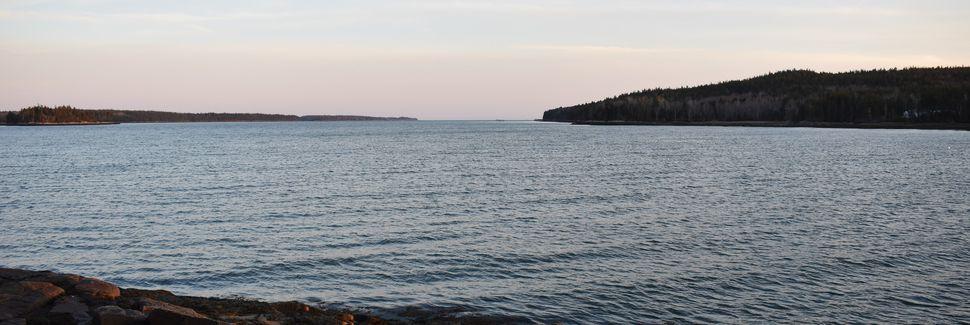 Schoodic Point, Winter Harbor, Maine, USA