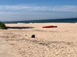 Ottawa Beach, Holland, Michigan, États-Unis d'Amérique