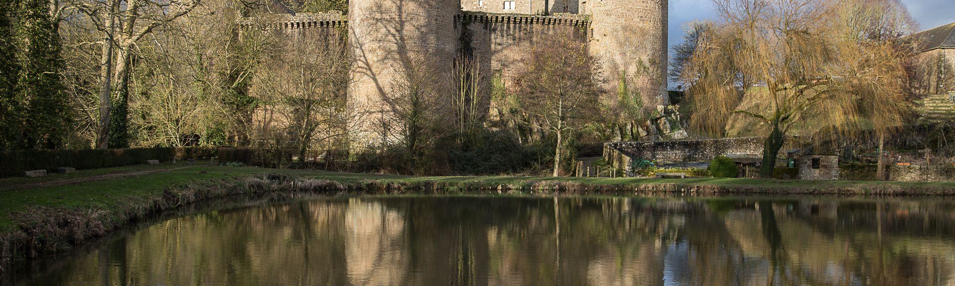 Chantrigné, Pays de la Loire, Frankreich