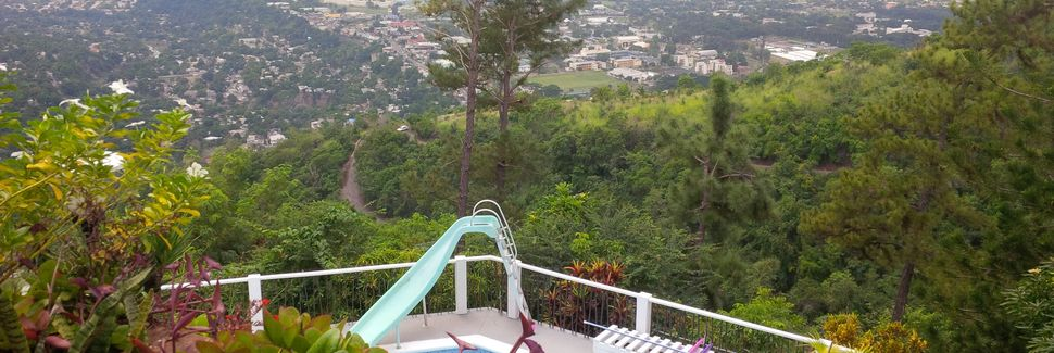 Jack's Hill, Kingston, Jamaica