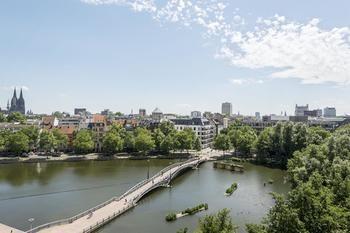 Leverkusen, Rhénanie du Nord-Westphalie, Allemagne