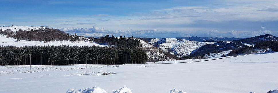 Usclades-et-Rieutord, Auvergne-Rhône-Alpes, Frankrig