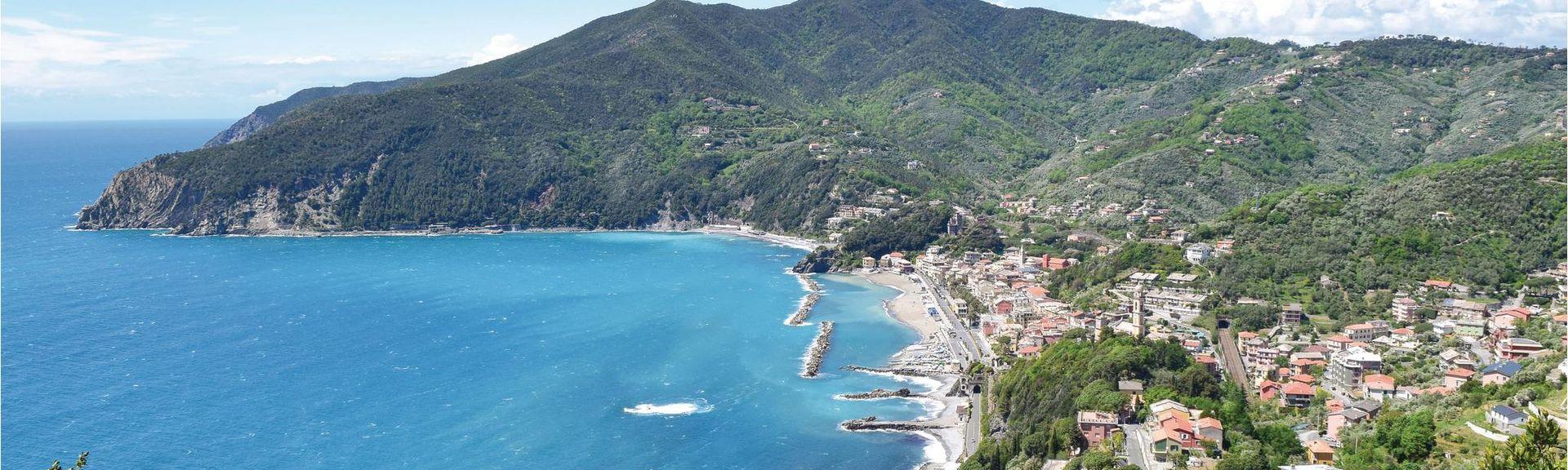 Paraggi, Santa Margherita Ligure, Liguria, Italia