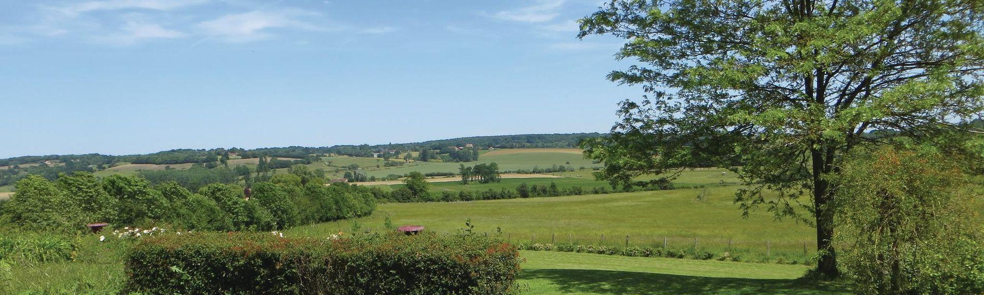 Saint-Symphorien, Sarthe, France