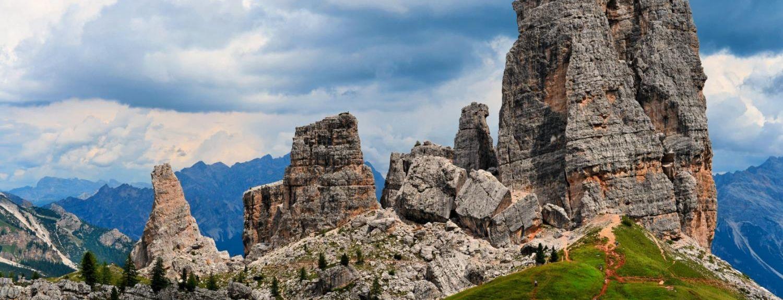 Seis-Seiser Alm Gondola, Kastelruth, Trentino-Syd-Tirol, Italia