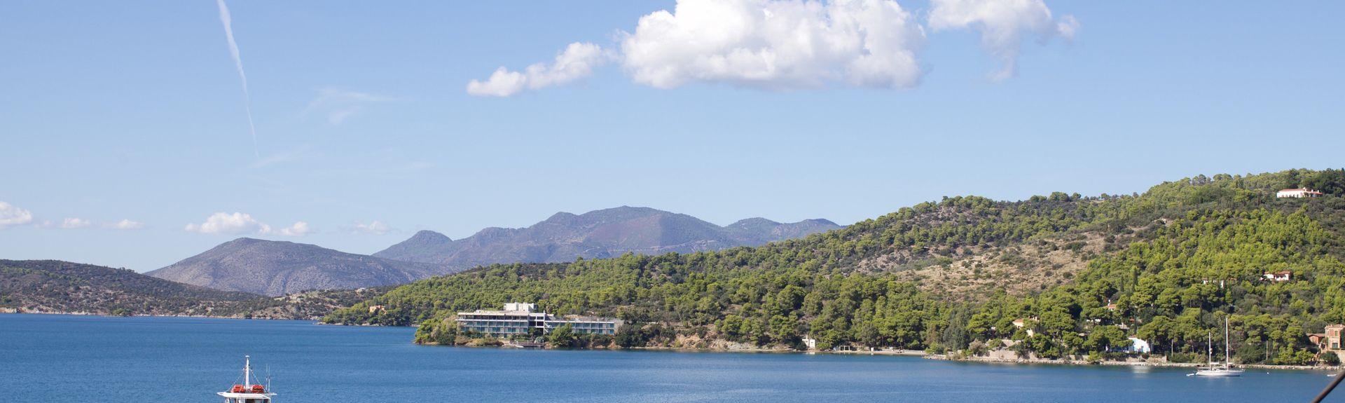 Trizinía, Attica, Hellas