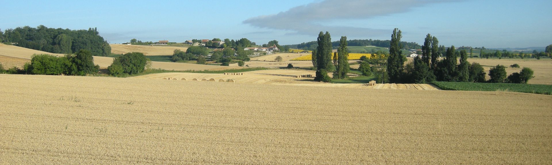 Chadurie, Charente, France