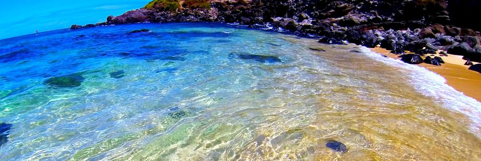 Maui Hill (Kihei, Hawaii, USA)
