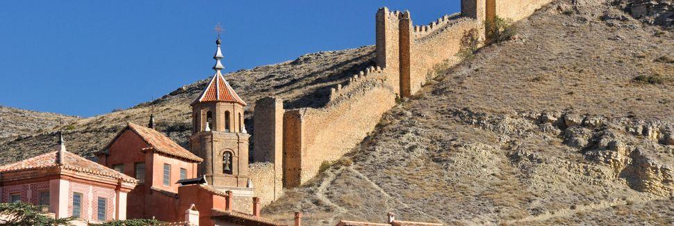 Albarracín, Aragón, España