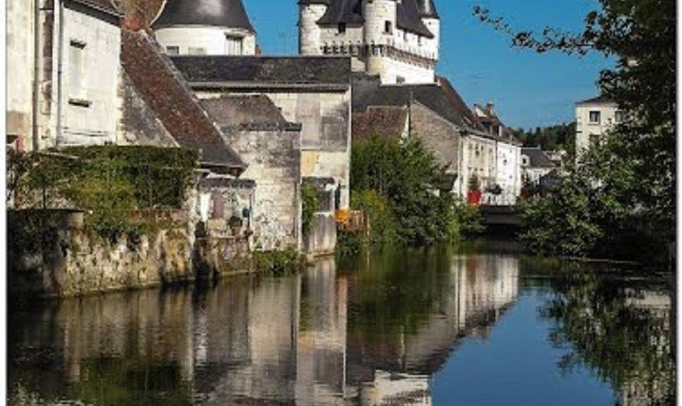 Loches, Centre - Val de Loire, France