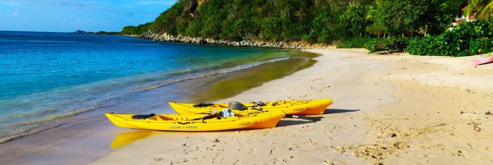 Cooper, Isole Vergini britanniche