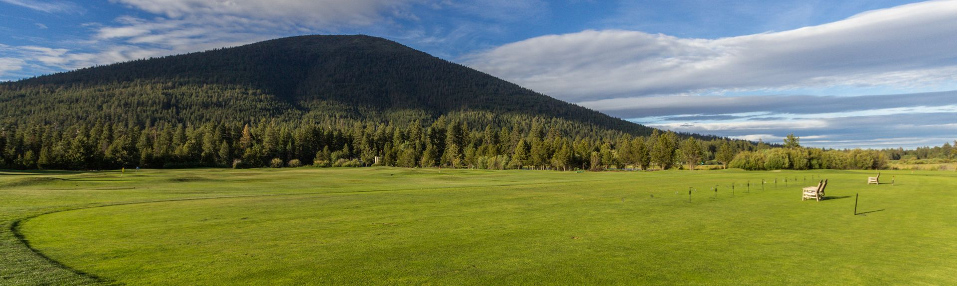 Aspen Lakes Golf Course, Sisters, Oregon, United States of America