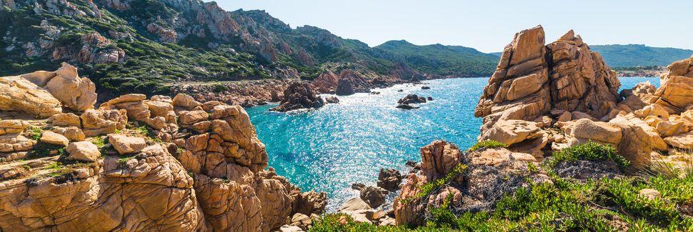 Costa Paradiso, Sardinië, Italië