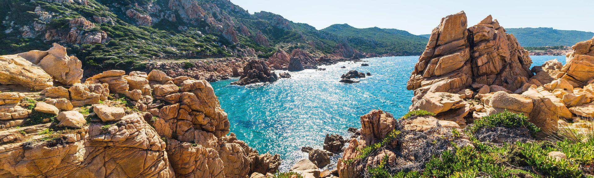 Costa Paradiso, Sardynia, Włochy