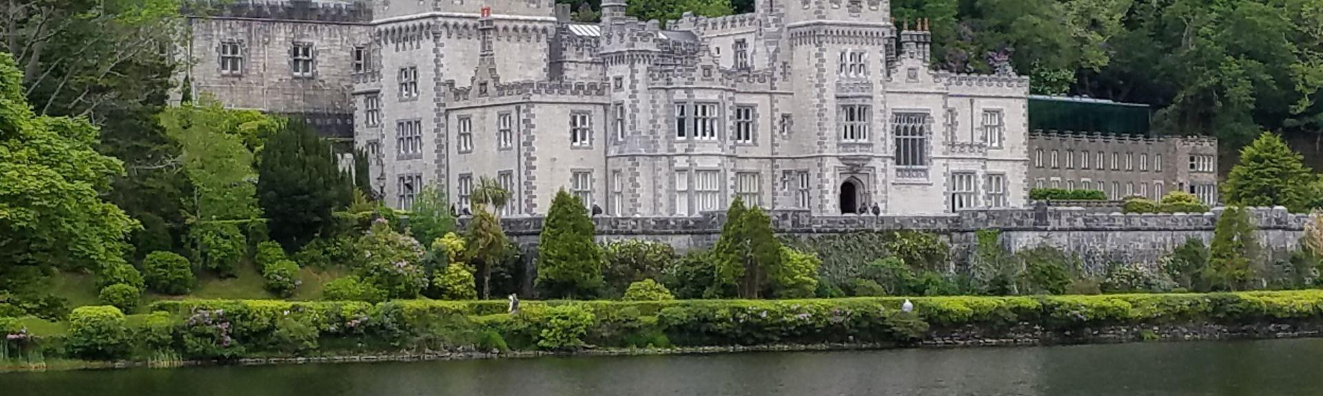 Ashford Castle, Cong, Ierland