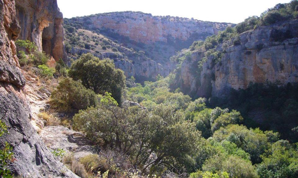 Jiloca, Aragon, Espagne