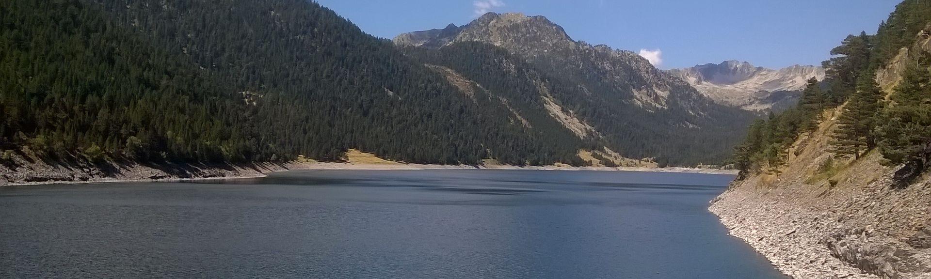 Col de Peyresourde, Loudervielle, Occitania, Francia