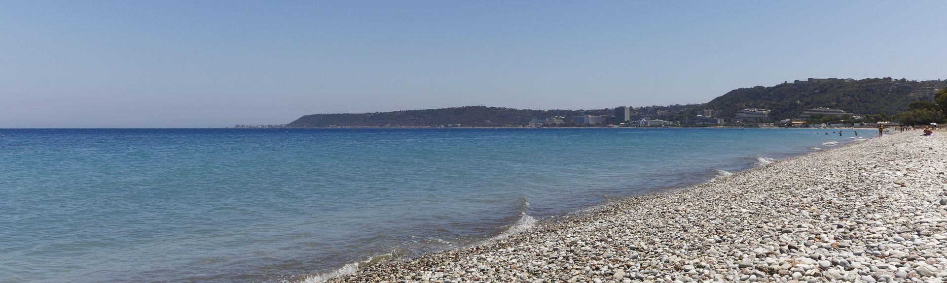 Peuraveistos, Ródos, Etelä-Egean saaret, Kreikka