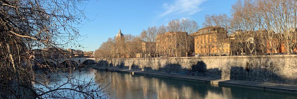 Rione XIV Borgo, Roma, Lácio, Itália