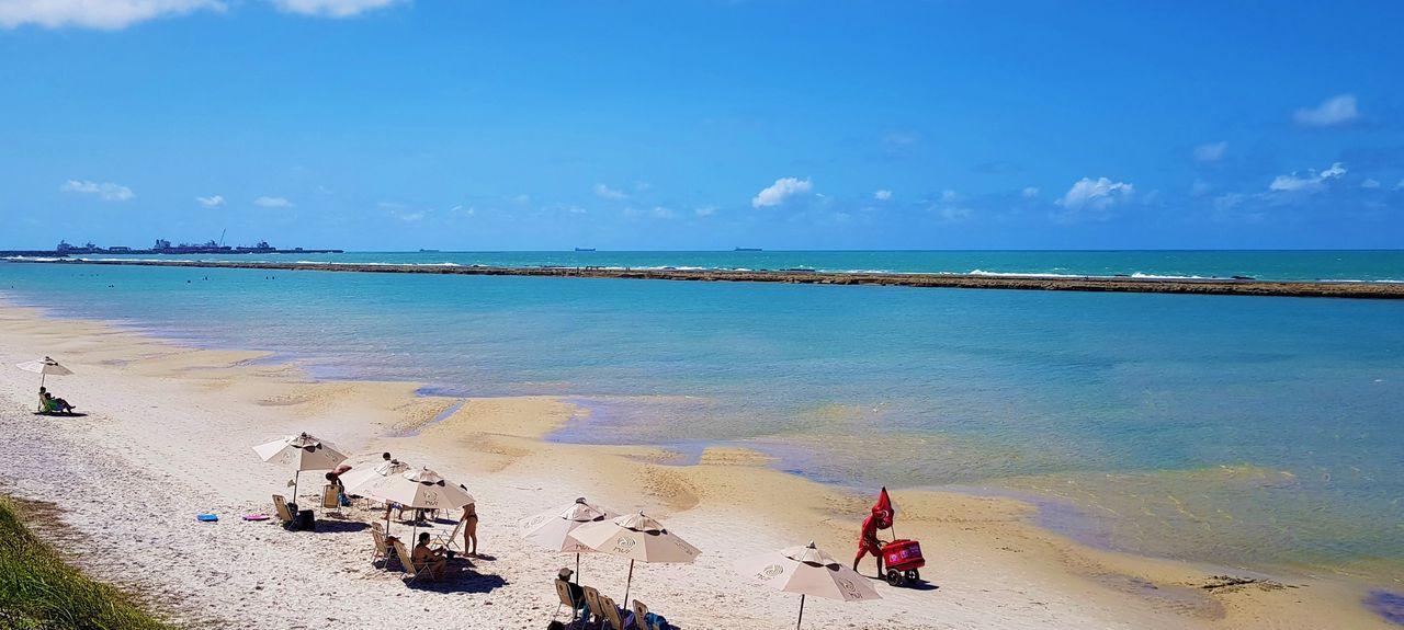 Candeias Beach, Jaboatao, Brazil