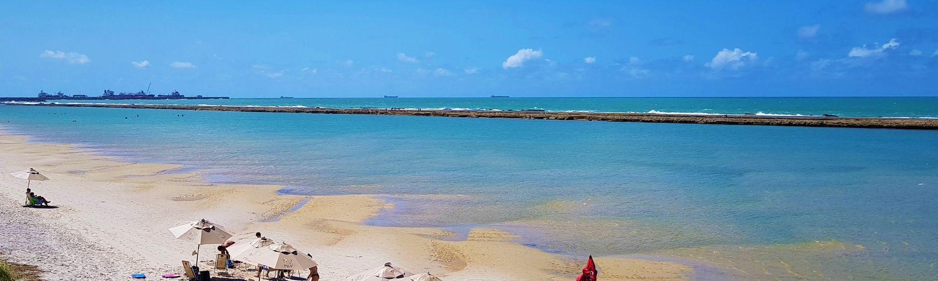 Piedade Beach, Jaboatao, Brazil