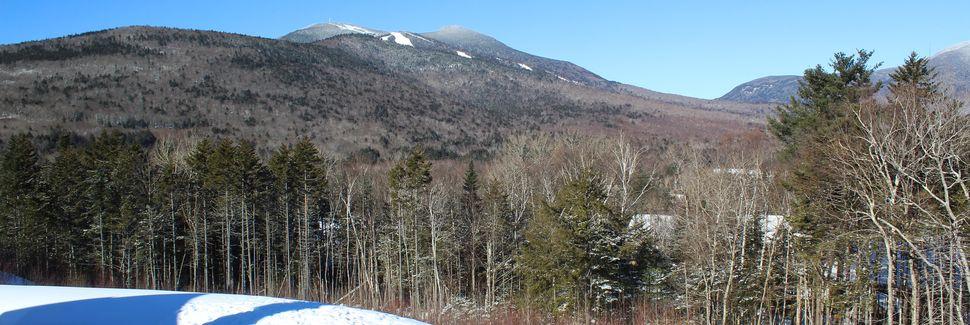 Cannon Mountain Aerial Tramway, Franconia, New Hampshire, Estados Unidos