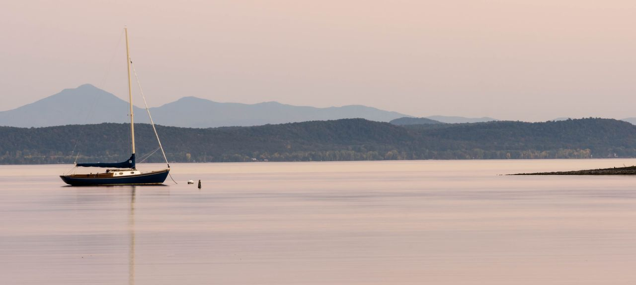 Lake Champlain Islands, VT, USA