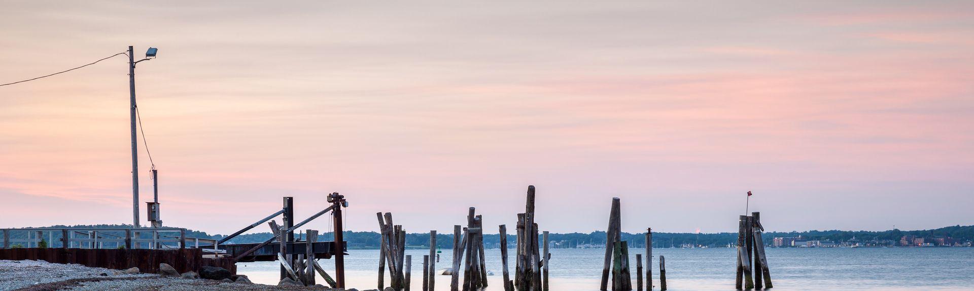 Prudence Island, Rhode Island, Verenigde Staten