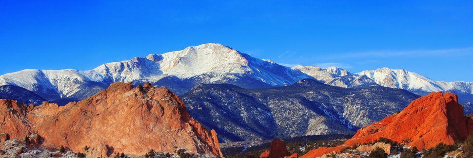 Broadmoor, Colorado Springs, Colorado, Estados Unidos