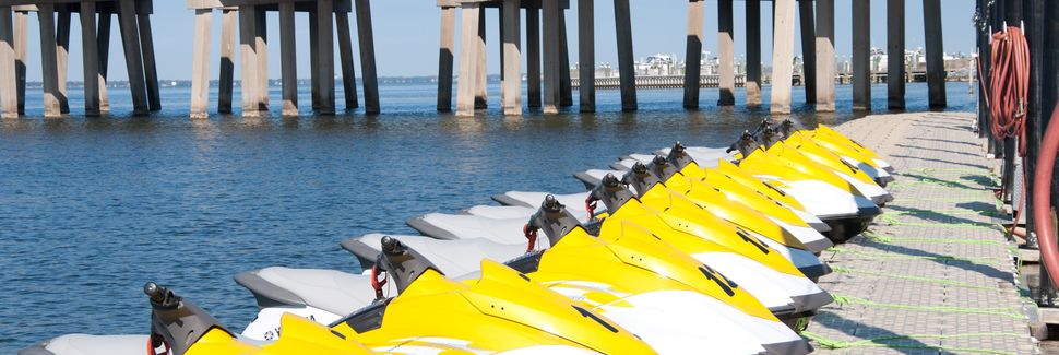 Sea Oats (Okaloosa Island, Florida, Forente Stater)