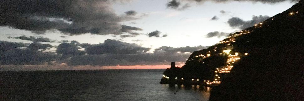Conca dei Marini, Campania, Italia