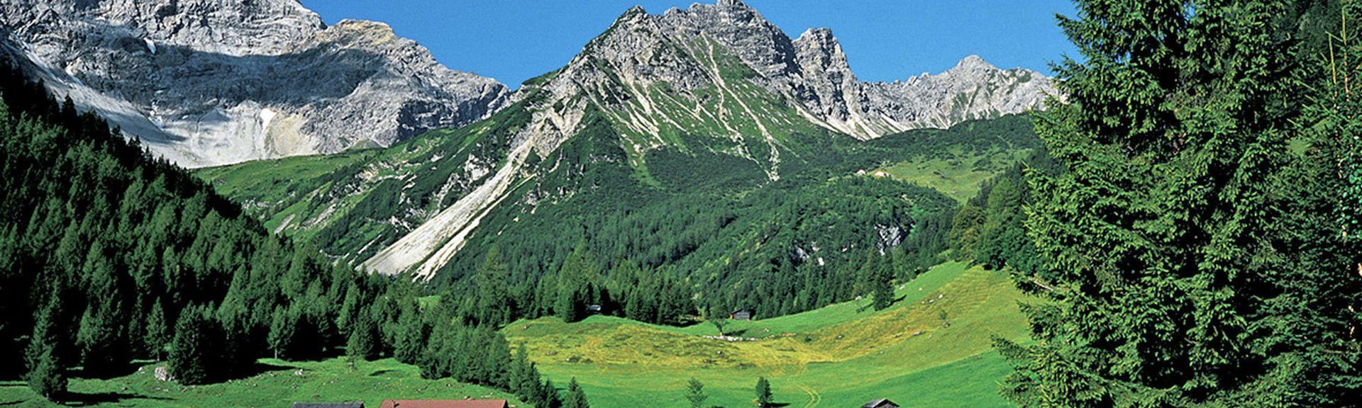 Schlins, Vorarlberg, Autriche