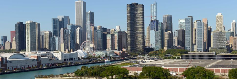 Willis Tower, Chicago, IL, USA