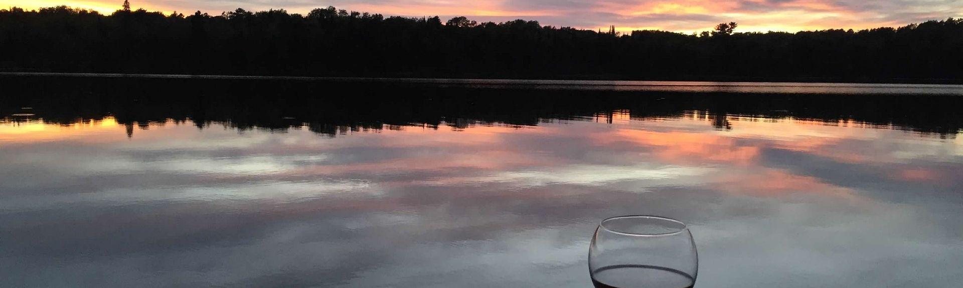Leech Lake, MN, USA
