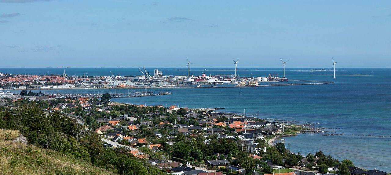 Frederikshavn, Frederikshavn Municipality, Jutland du Nord, Danemark