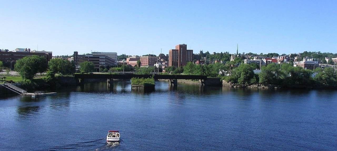 Pushaw Lake, Glenburn, Maine, États-Unis d'Amérique