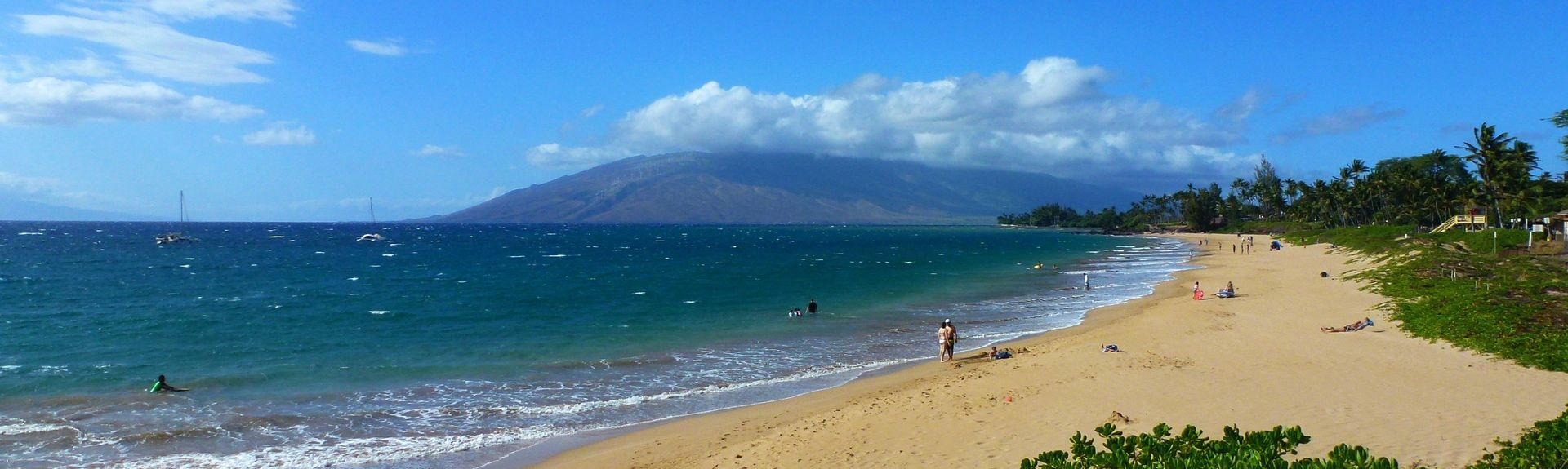 Kamaole Sands, Kihei, Hawaii, United States of America