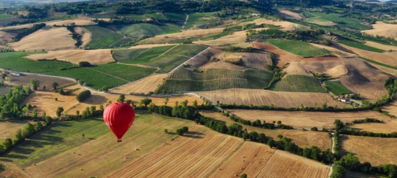 Asciano, Toscane, Italie
