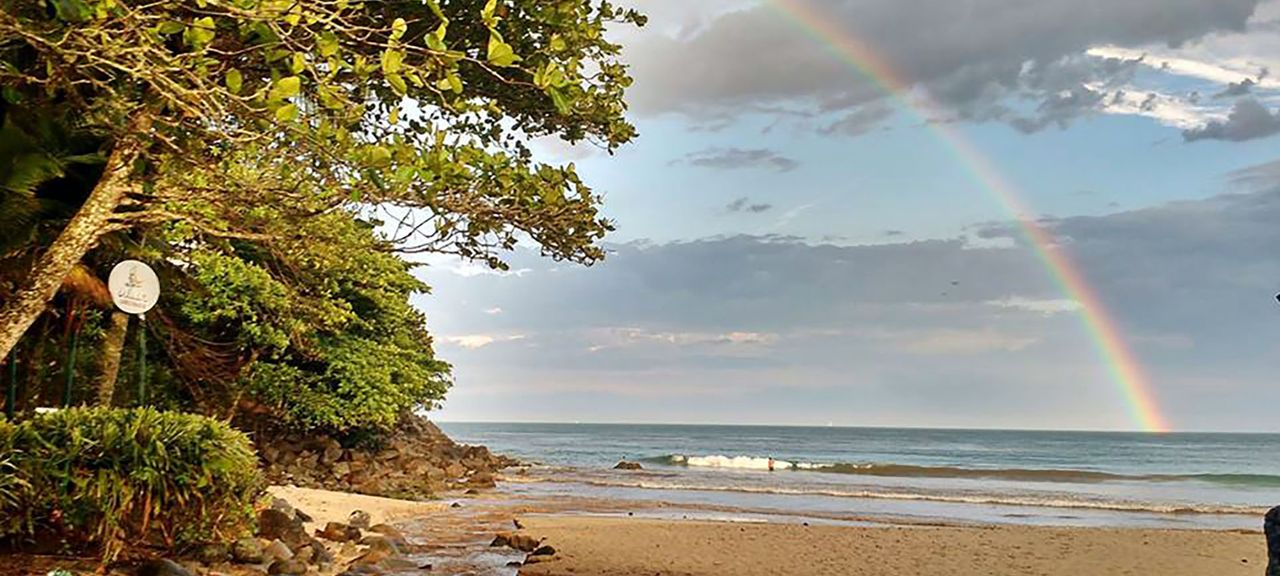 Praia Grande, Ubatuba, São Paulo, Brasil