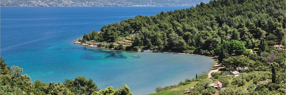 Škrip, Supetar, Split-Dalmatien, Kroatien