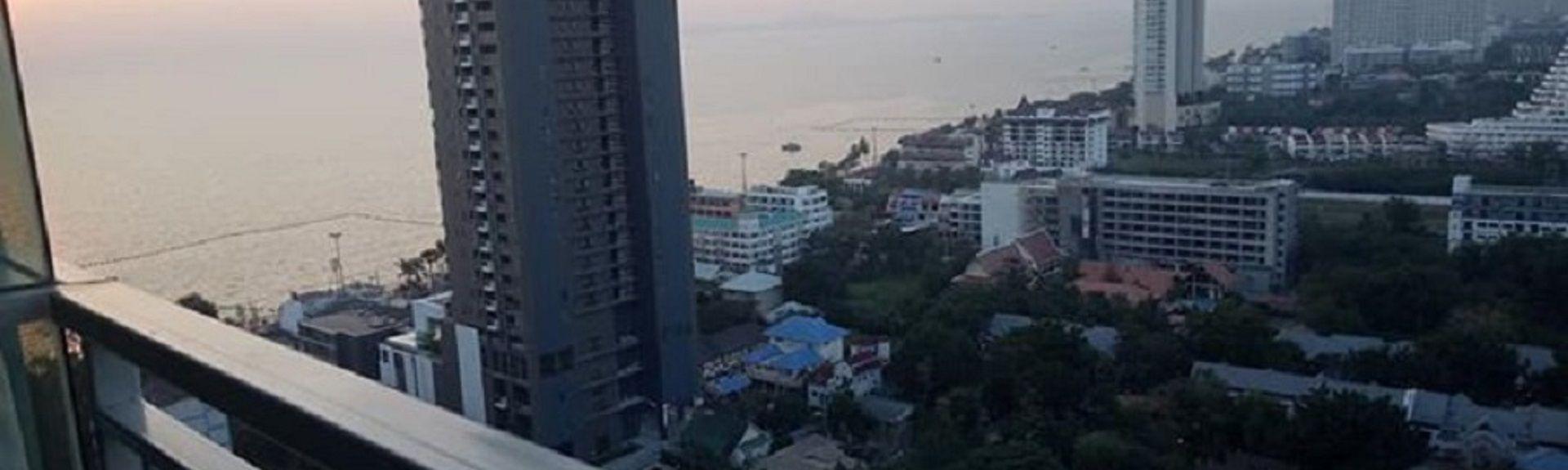 Pattayan ranta, Pattaya, Chonburi, Thaimaa