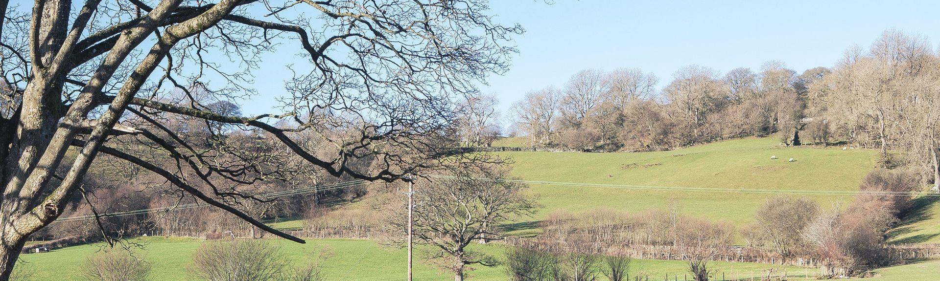 Llanfair-Dyffryn-Clwyd, Wales, Verenigd Koninkrijk