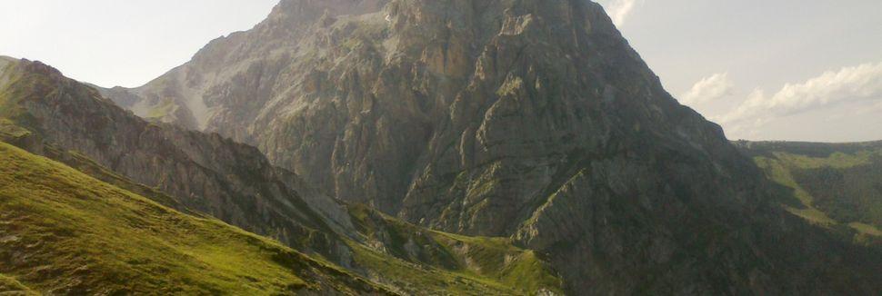 Rocca di Mezzo, Abruzzes, Italie