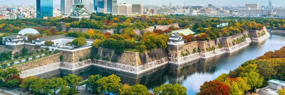Prefektura Osaka, Japonia