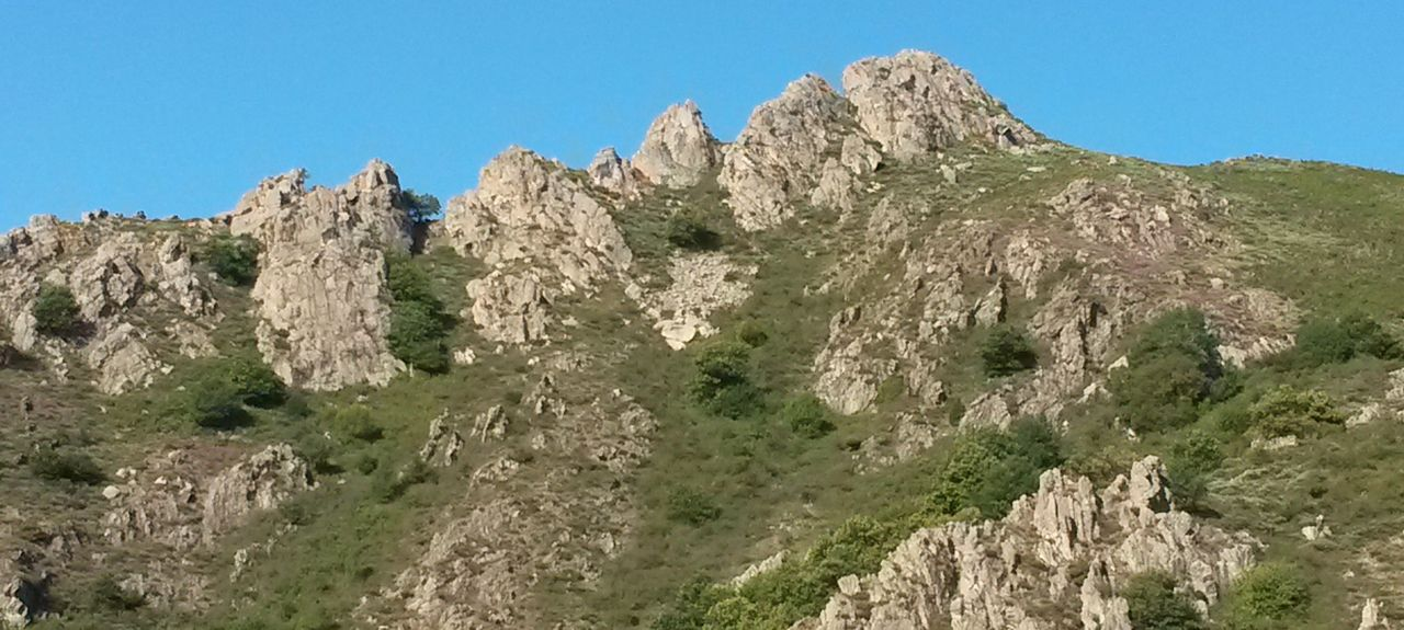 Saint-Cirgues-en-Montagne, Auvérnia-Ródano-Alpes, França